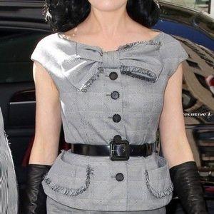 Dita von Teese Style Suit